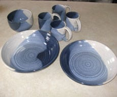 Wine Cups and Tea Bowls
