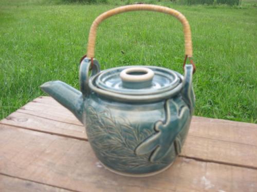 Dragon Fly Teapot