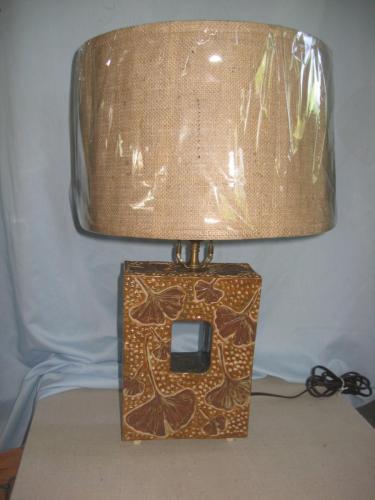 Gingko Leaf Lamp