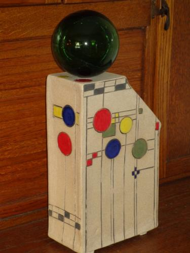 Avery Coonley/Frank Lloyd Wright inspired Lamp